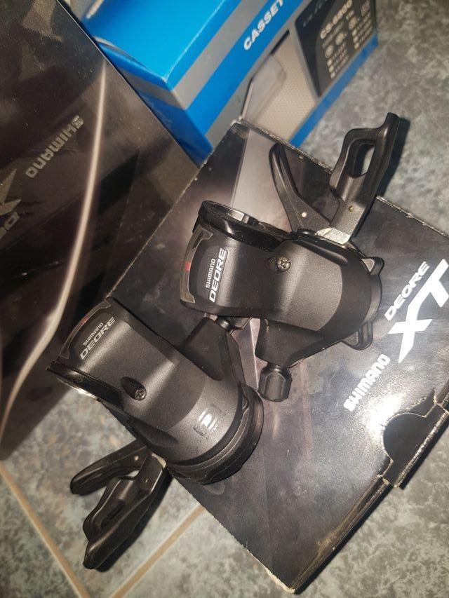 mandos shimano deore
