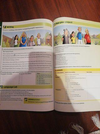 Libro Inglés A1+