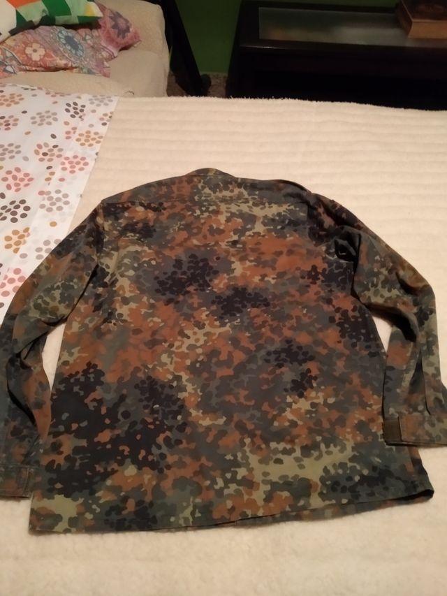uniforme alemán