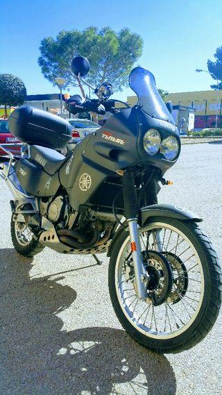 Yamaha Super Teneré 750 XTZ
