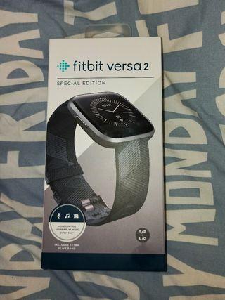 Fitbit Versa 2 Special Edition NUEVA