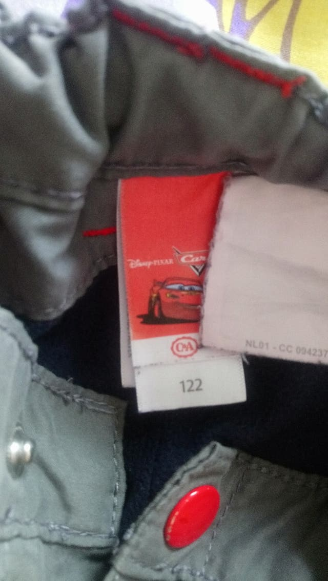 Pantalon talla 6