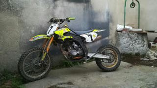 ¡LOTE XB 30 PITBIKE + ORION AGB 30!