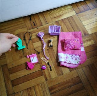 Accesorios Barbie