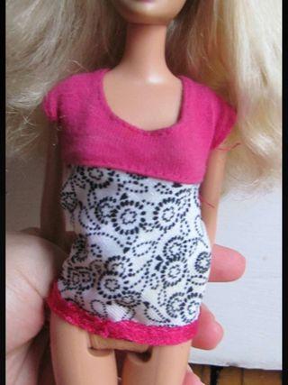 Camiseta Barbie muñeca