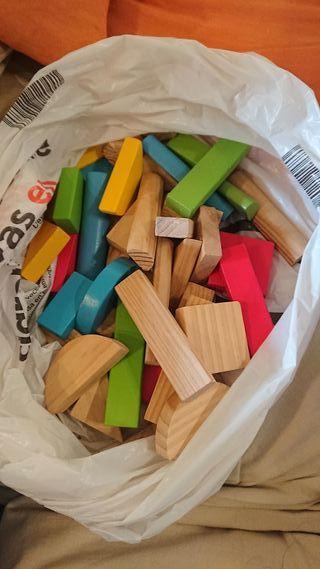 piezas madera imaginarium