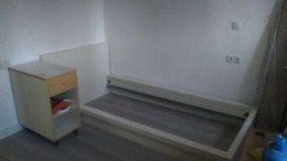 cama MALM IKEA blanca