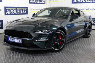 Ford Mustang BULLITT 5.0 V8 460cv NUEVO A ESTRENAR Bullit