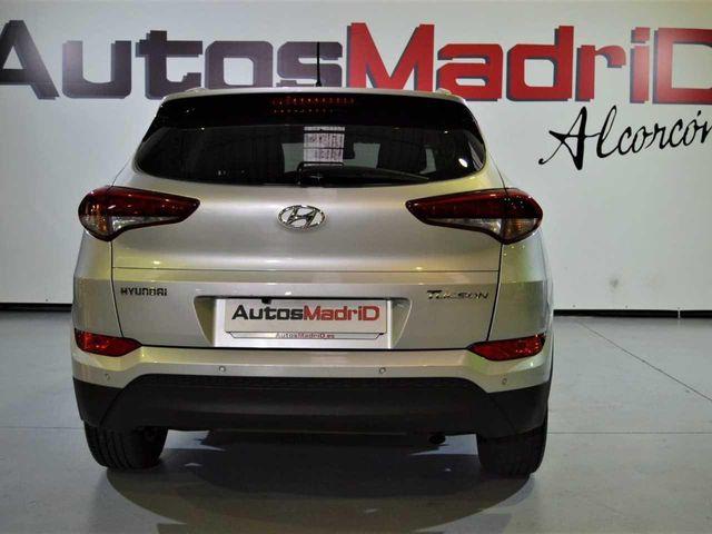 Hyundai Tucson 1.7 CRDi BlueDrive Tecno 4x2