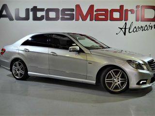 Mercedes Clase E E 220 CDI Blue Efficiency