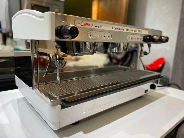 Cafetera la cimbali m27