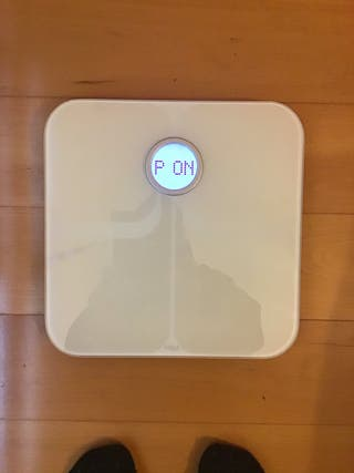 Bascula Fitbit Aria WiFi Smart Escala