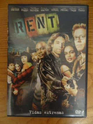 Dvd Rent impecable.