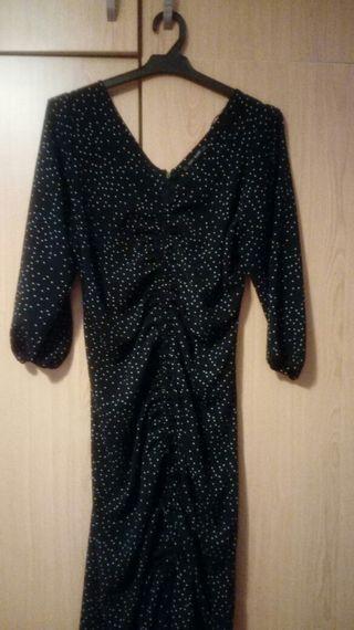 vestido Zara. talla S