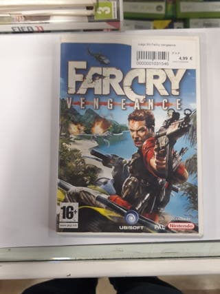 Far Cry vengance Wii