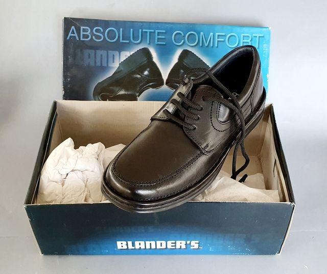 zapatos Blander's cómodos, ligeros y flexibles.