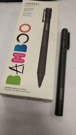 Stylus iPad WACOM BAMBOO Fineline 2