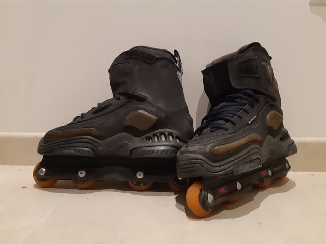 Patines agresivo rollerblade TRS