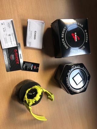 Casio g-shock GBA-800-9 AER