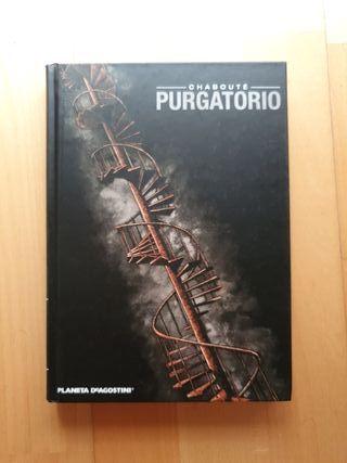 PURGATORIO, novela gráfica