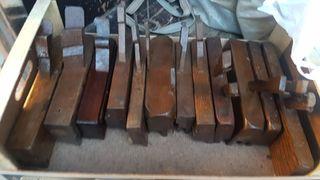 lote de cepillos carpintero madera,,precio unidad