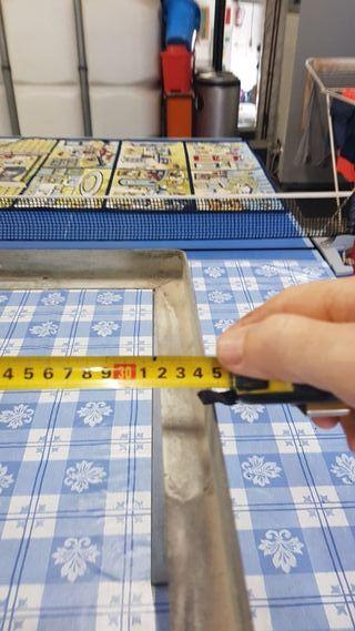 soporte para pica pintado antióxido