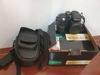 Camara Fujifilm Finepix S1000fd