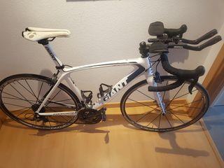 Bicicleta carbono giant tcr composite 1