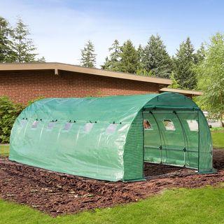 Invernadero de Jardín y Huerto tipo Túnel para