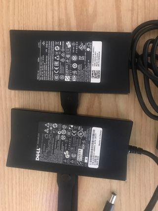 2 Cargadores Dell Alienware