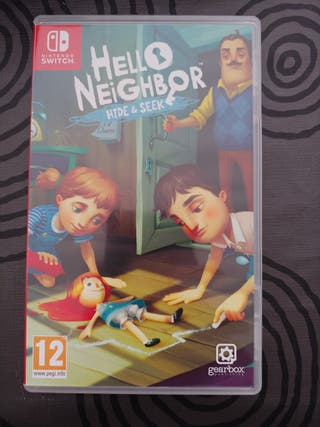 Hello Neighbor Hide and seek para Nintendo Switch