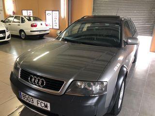 Audi A6 Allroad Quatro 2004