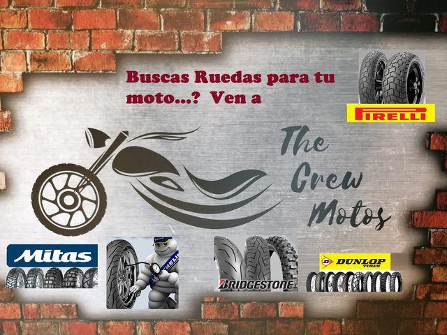 Neumaticos cubiertas ruedas para todo tipo de moto