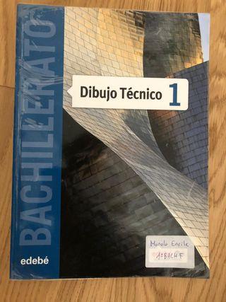 Libro de Dibujo Técnico de primero de bachillerato