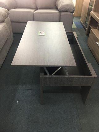 mesa de centro elevable !!