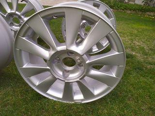 """Llantas de aluminio Renault 16"""""""