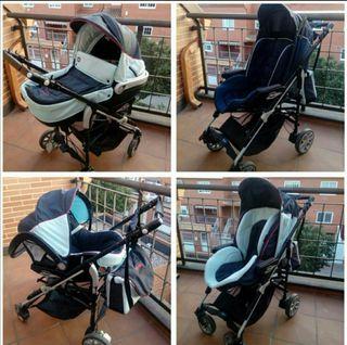 REABAJADO carrito de bebé living CHICCO