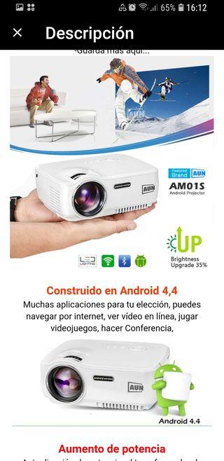 Proyector Tv wifi