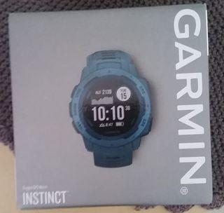 Reloj Garmin Instinct GPS Pulsómetro