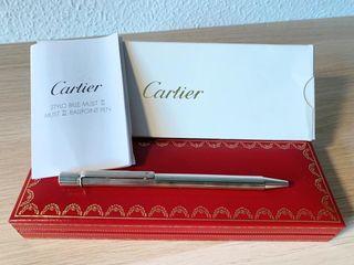 Bolígrafo Must II de Cartier