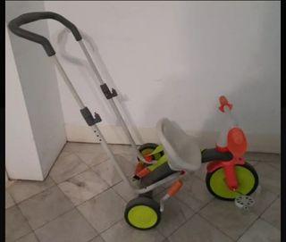 triciclo imaginarium para niños