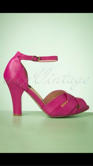Zapatos top vintage Lola ramona