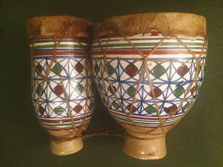 Bongos marroquíes