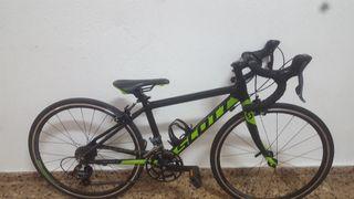 Bicicleta Scott junior
