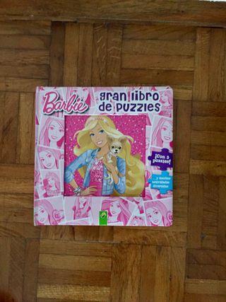 Libro-puzzles BARBIE