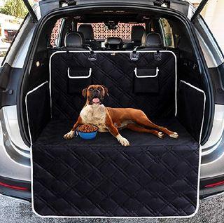 Funda coche para el maletero para perros