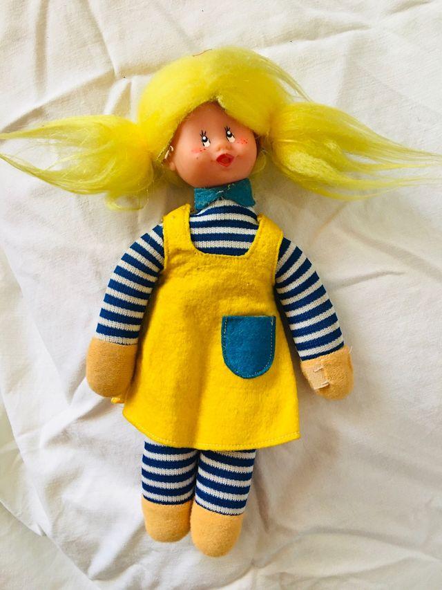 Muñeca antigua nancy