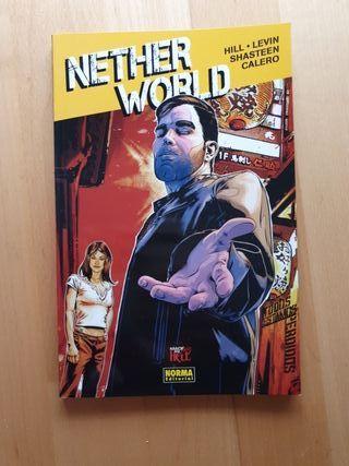 NETHERWORLD, novela gráfica