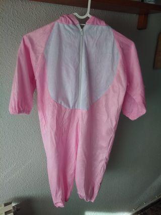 Disfraz conejo niño
