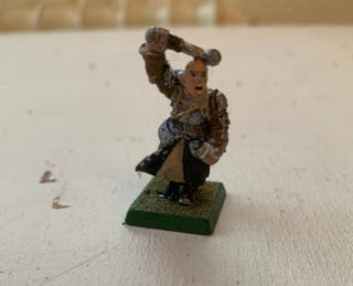 Warhammer sacerdote Guerrero Imperial